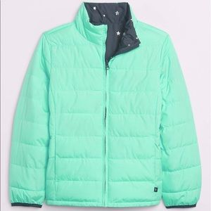 2 for $30 - GAP reversible quilted jacket